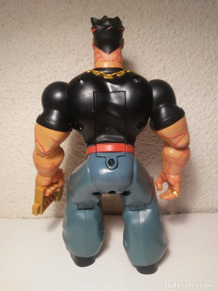 Action man: Figura cyborg galáctico interactivo Paine Atom Action Man Hasbro 2005 Muñeco Juguete - Foto 10 - 240869445