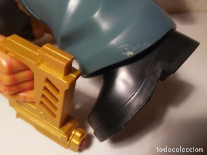 Action man: Figura cyborg galáctico interactivo Paine Atom Action Man Hasbro 2005 Muñeco Juguete - Foto 21 - 240869445