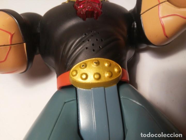 Action man: Figura cyborg galáctico interactivo Paine Atom Action Man Hasbro 2005 Muñeco Juguete - Foto 23 - 240869445