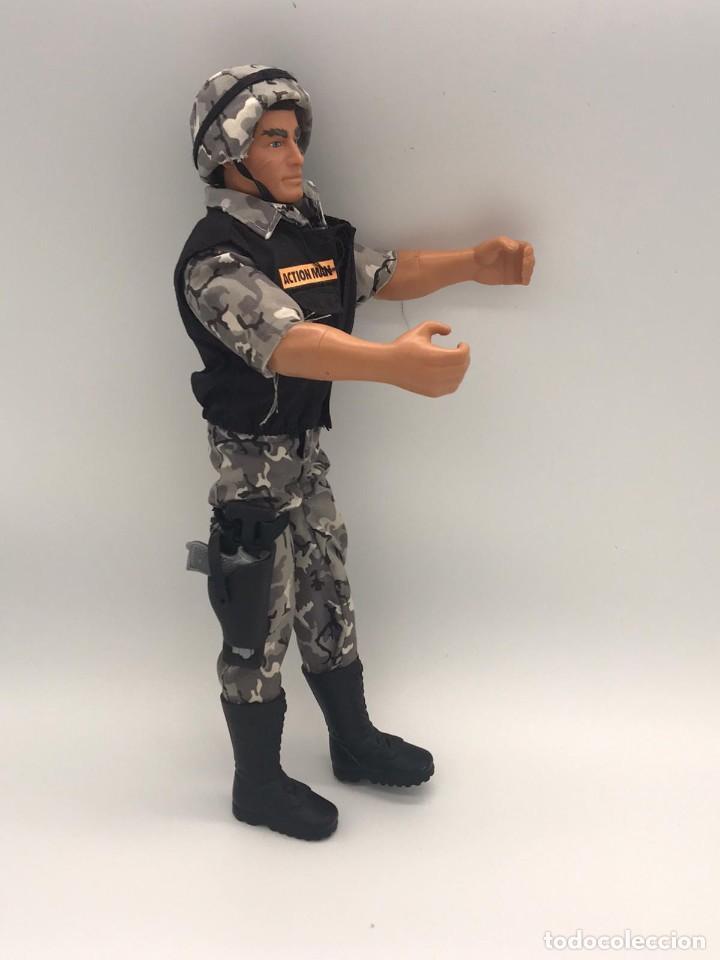 Action man: LOTE DE 7 MUÑECOS ACTION MAN- PELO FOLCADO -AÑOS 1992 A 1996 - Foto 20 - 240922810