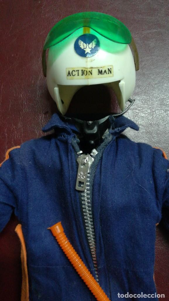 Action man: Traje Action Man original tamaño Geyperman - Foto 2 - 242853960