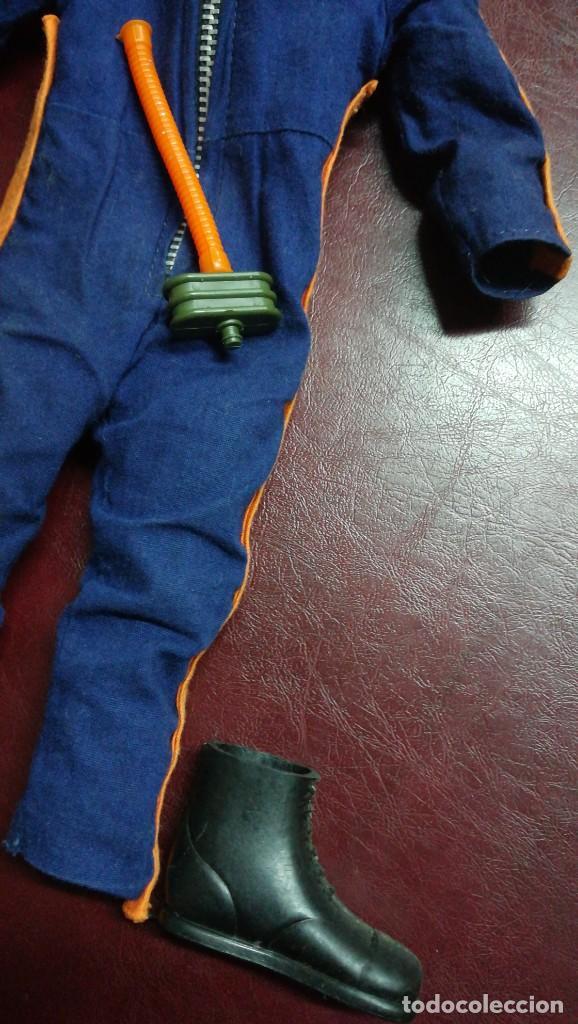 Action man: Traje Action Man original tamaño Geyperman - Foto 3 - 242853960