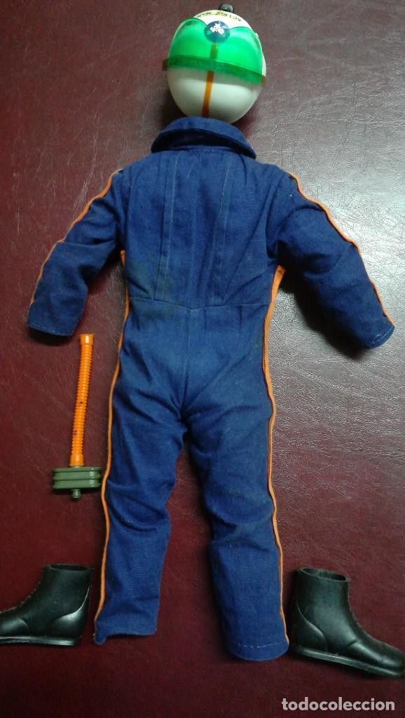 Action man: Traje Action Man original tamaño Geyperman - Foto 5 - 242853960