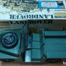 Action man: ACTION MAN LAND ROVER JEEP ORIGINAL TAMAÑO GEYPERMAN. Lote 242856345