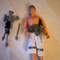 Action man: ACTION MAN 1996 CON ACCESORIOS.. Lote 242876145