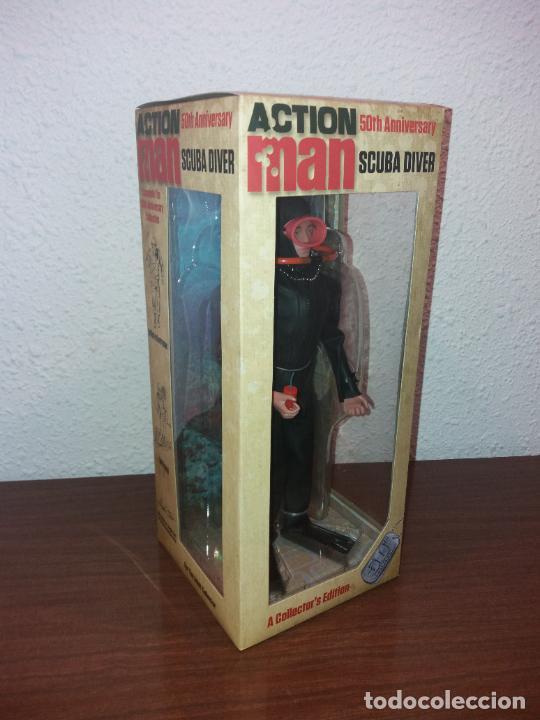 Action man: ACTION MAN 50 ANIVERSARIO SCUBA DIVER - Foto 2 - 243102705