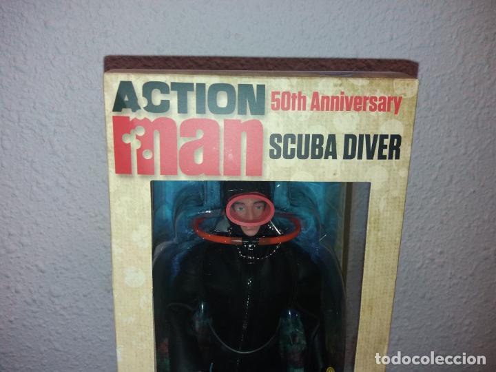 Action man: ACTION MAN 50 ANIVERSARIO SCUBA DIVER - Foto 3 - 243102705