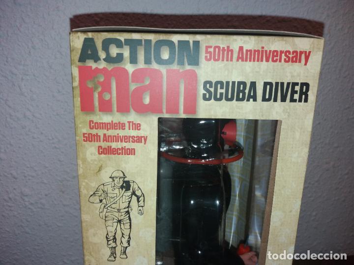 Action man: ACTION MAN 50 ANIVERSARIO SCUBA DIVER - Foto 7 - 243102705