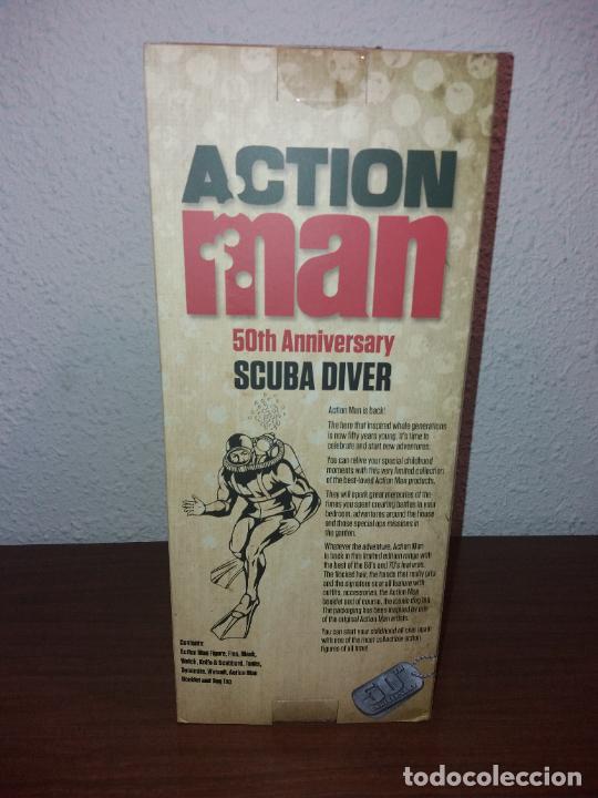 Action man: ACTION MAN 50 ANIVERSARIO SCUBA DIVER - Foto 10 - 243102705