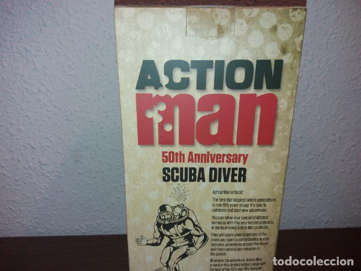 Action man: ACTION MAN 50 ANIVERSARIO SCUBA DIVER - Foto 11 - 243102705