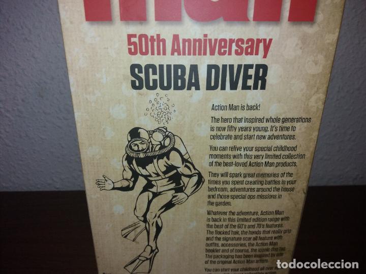 Action man: ACTION MAN 50 ANIVERSARIO SCUBA DIVER - Foto 12 - 243102705