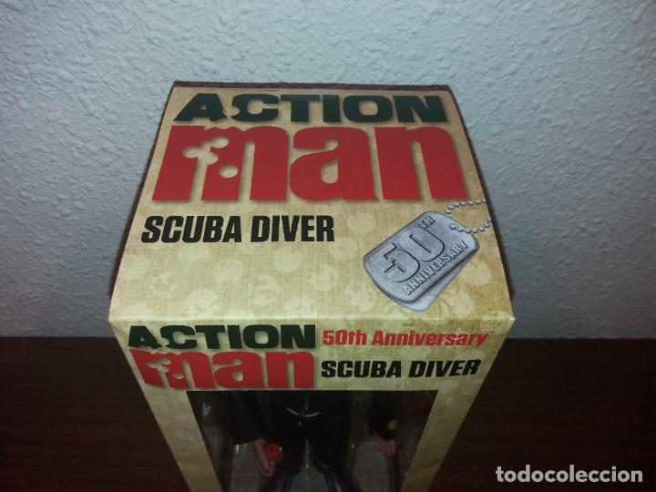 Action man: ACTION MAN 50 ANIVERSARIO SCUBA DIVER - Foto 15 - 243102705