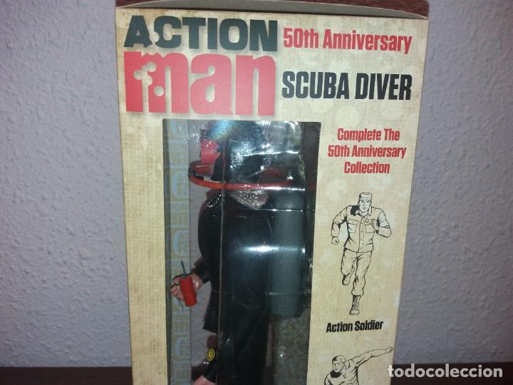 Action man: ACTION MAN 50 ANIVERSARIO SCUBA DIVER - Foto 17 - 243102705