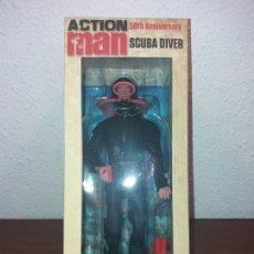 Action man: ACTION MAN 50 ANIVERSARIO SCUBA DIVER. Lote 243102705