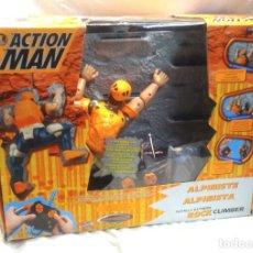 Action man: ALPINISTA ACTION MAN RADIO CONTROL ELECTRONICO DE HASBRO. Lote 243910165