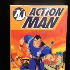 Action man: CINTA VHS LA HISTORIA DE ACTION MAN- NUEVO. Lote 244761625