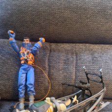Action man: ACTIONMAN PERRO Y TRINEO. Lote 245769985