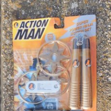 Action man: BLISTER SUPER POWER NINJA ACTION SET ACTION MAN, HASBRO 1997. Lote 252212400