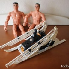 Action man: ACTION MAN BOOTLEG Y TRINEO.. Lote 254254175