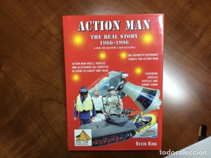 LIBRO ACTION MAN THE REAL STORY 1966-1996 GEYPERMAN INGLÉS (Juguetes - Figuras de Acción - Action Man)