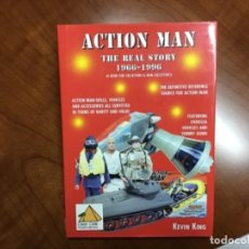Action man: LIBRO ACTION MAN THE REAL STORY 1966-1996 GEYPERMAN INGLÉS. Lote 257268835