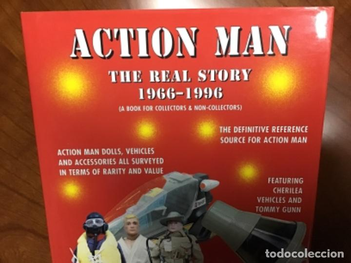 Action man: Libro Action Man The real Story 1966-1996 Geyperman inglés - Foto 2 - 257268835