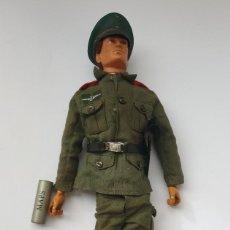 Action man: ANTIGUO ACTION MAN ALEMAN NAZI SS PALITOY NO GEYPERMAN. Lote 263745120