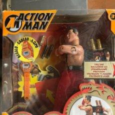 Action man: ACTION MAN SAMURAI MISSION. MUÑECO DE COLECCIÓN.. Lote 266071848