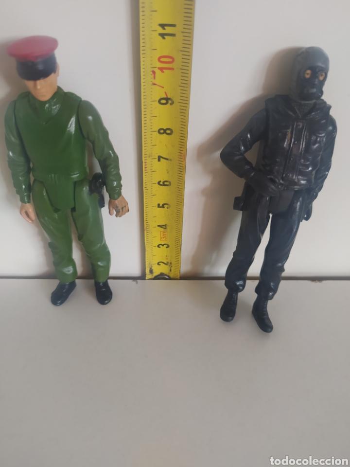 LOTE DE FIGURAS ACTION MAN PALITOY DIFÍCIL ACTION FORCE (Juguetes - Figuras de Acción - Action Man)