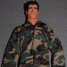 Action man: FIGURA ACTION MAN SOLDADO UNIFORME MIMETIZADO BOSCOSO-25. Lote 269324223