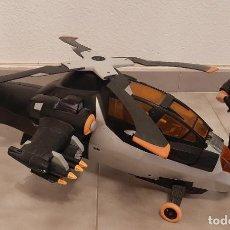 Action man: GRAN HELICOPTERO DE COMBATE ACTION MAN MUÑECO PILOTO HASBRO VEHICULO AM-04. Lote 270402253