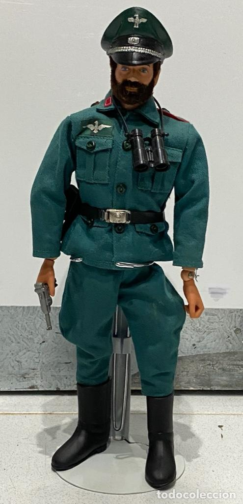 ACTION MAN PALITOY OFICIAL ALEMÁN, NO GEYPERMAN (Juguetes - Figuras de Acción - Action Man)