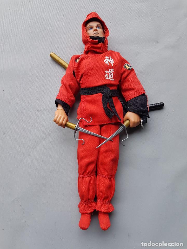 ACTION MAN NINJA (Juguetes - Figuras de Acción - Action Man)
