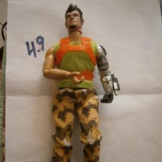 Action man: ANTIGUA FIGURA DE ACCION ACTION MAN. Lote 281785958
