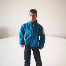 Action man: FIGURA PVC ACTION MAN 1997 HASBRO ARTICULADA MUÑECO BUEN ESTADO EN GENERAL. Lote 286976783
