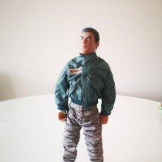 Action man: FIGURA PVC ACTION MAN 1997 HASBRO ARTICULADA MUÑECO BUEN ESTADO EN GENERAL. Lote 286976828