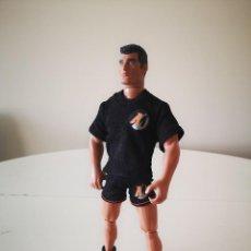 Action man: FIGURA PVC ACTION MAN 1997 HASBRO ARTICULADA MUÑECO BUEN ESTADO EN GENERAL. Lote 286976878