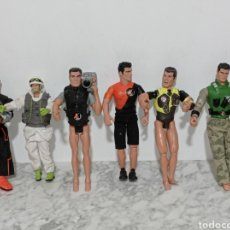 Action man: ANTIGUO LOTE FIGURAS ACTION MAN. Lote 287377138