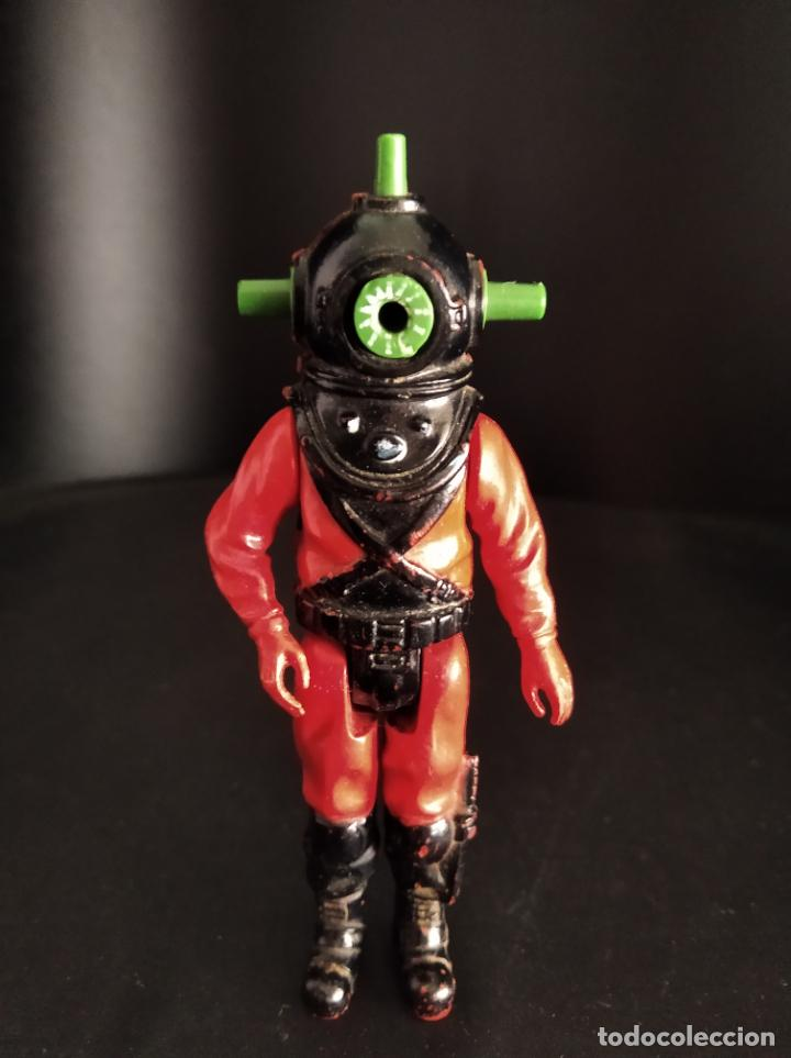 MUTON - RED SHADOWS - ACTION FORCE, ACTION MAN - JOE (Juguetes - Figuras de Acción - Action Man)