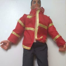 Action man: GRAN FIGURA DE ACCION BOMBERO (TIPO ACTION MAN). Lote 287800713