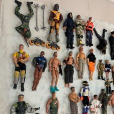 Action man: LOTE COMPLETO ACTION MAN. Lote 287877693