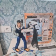 Action man: ACTION MAN, POLAR TRAPPER. Lote 288044368