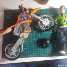 Action man: HABRÁ MOTO +ACTION MAN. Lote 288676403