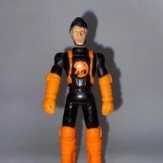 Action man: FIGURA DE PVC ARTICULABLE ROLLER MAN - HASBRO ACTION MAN. Lote 289590063