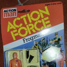 Action man: ACTION MAN - ACTION FORCE - FROGMAN MADE IN THE UNITED KINGDOM. Lote 294861758