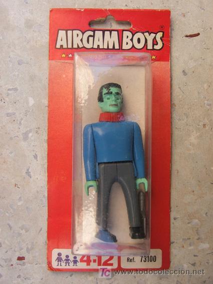 FRANKENSTEIN - AIRGAM BOYS - AIRGAMBOYS (Juguetes - Figuras de Acción - Airgam Boys)