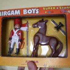 Airgam Boys: AIRGAMBOYS BRITANICO REF 19111 A ESTRENAR AIRGAM . Lote 27339798