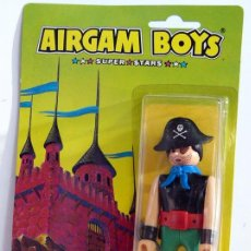 Airgam Boys: AIRGAM BOYS BLISTER AIRGAMBOYS PIRATA MADE IN SPAIN REF. 85100. Lote 137345289