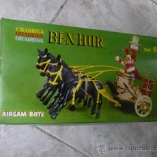 Airgam Boys: AIRGAMBOYS- CUADRIGA BEN-HUR. Lote 17799244