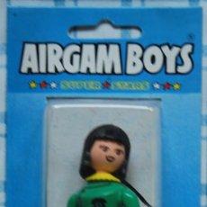 Airgam Boys: MISS AIRGAM EN BLISTER AIRGAMBOYS. Lote 26488015
